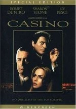 DVD - Casino (Special Edition) DVD  - $8.74
