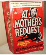 At Mother's Request by Johnathan Coleman True Crime Paperback Book - $5.00
