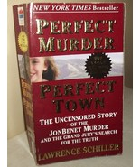 Perfect Murder Perfect Town by Lawrence Schiller True Crime - $5.00