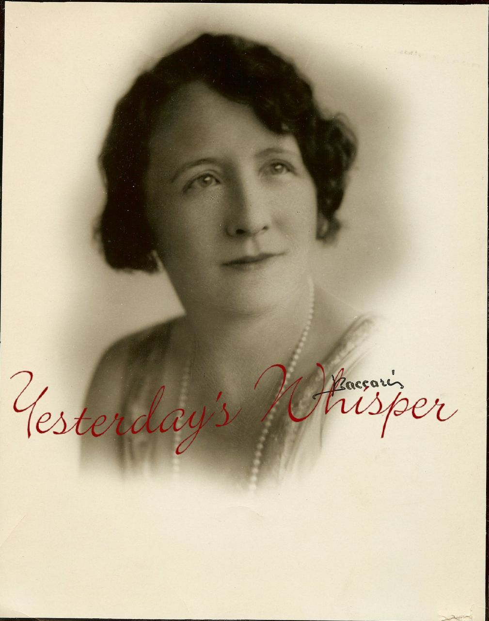 Mildred Knight GRIFFITH SF Soprano ORG Baccaris PHOTO