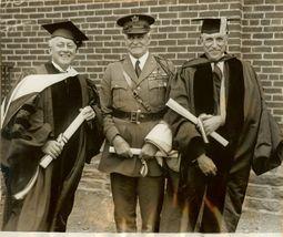 Vintage Cecil B. DeMILLE War HERO Hanson E. ELY Photo - $16.99