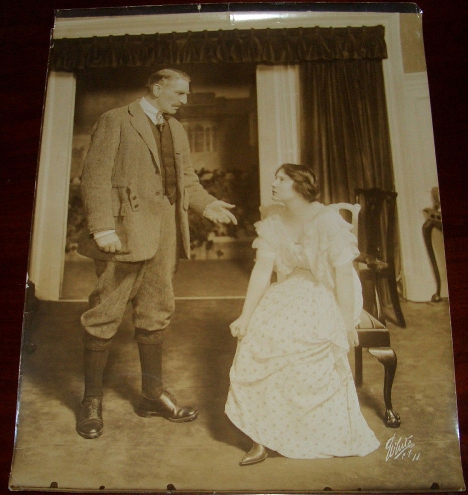 Margaret Illington THE LIE Original Broadway Photo