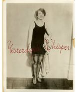 Mary Hopple Risque Vaudeville Swimsuit Original Photo - $13.99