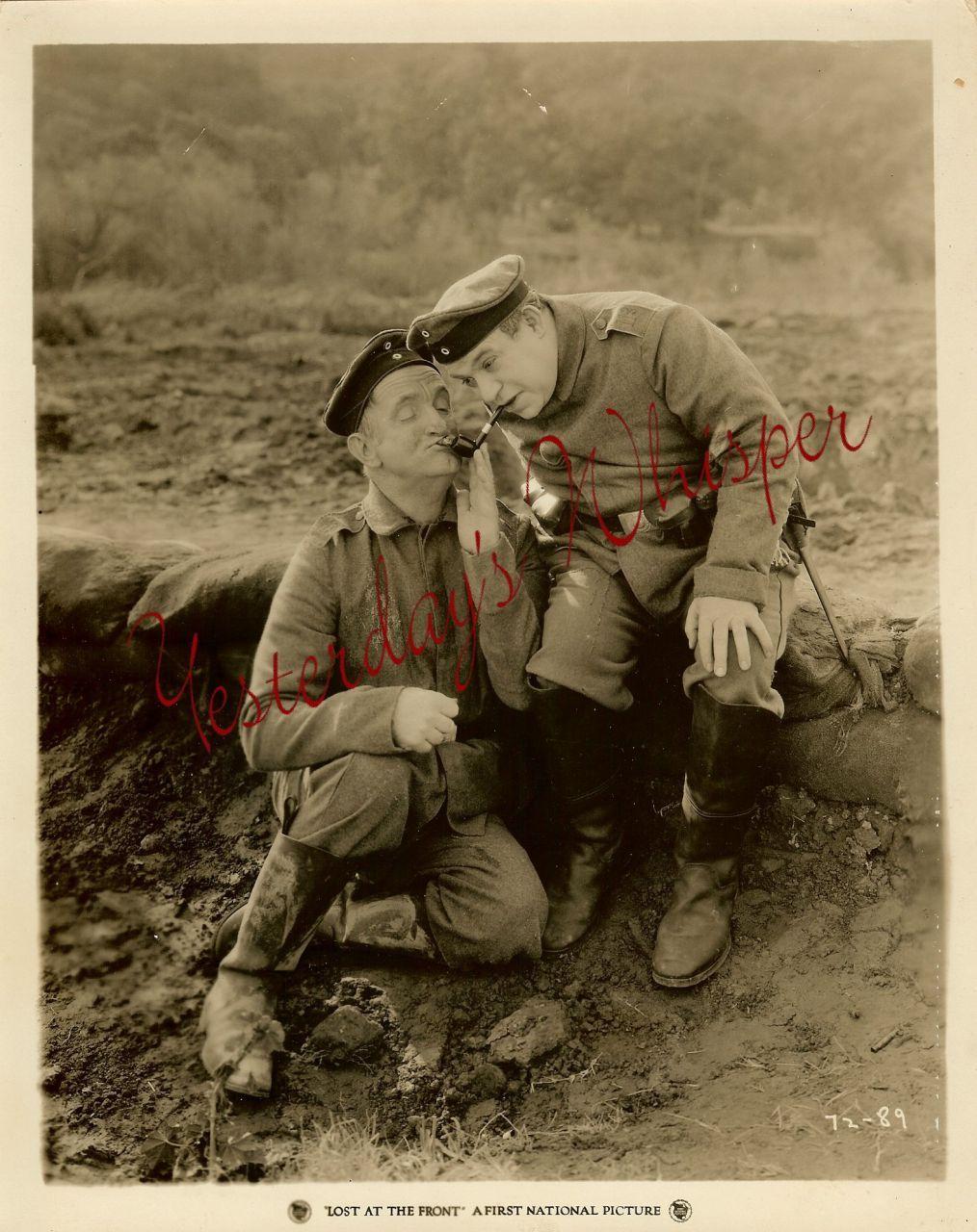 Charles Murray George SIDNEY Original Silent Era PHOTO