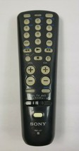 Sony RM-V21 Universal Tv Cable Vcr Cable Remote Control P3 - $7.93