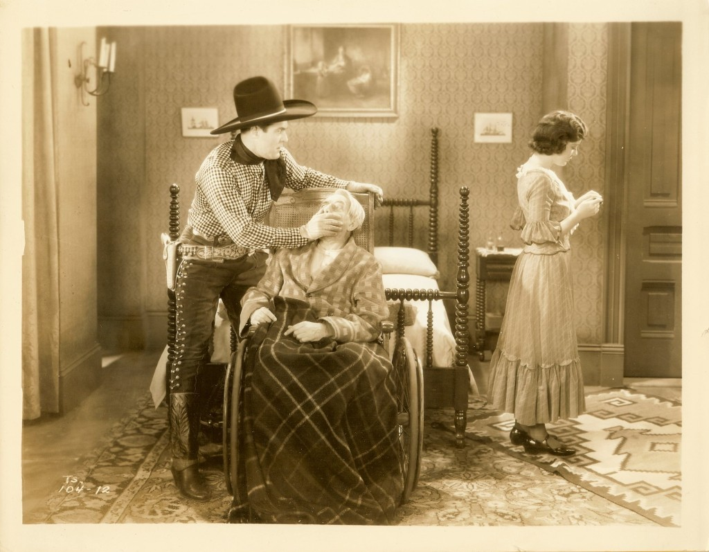Vintage Ted Maynard Lloyd Ingraham Movie Still Photo