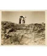 Wyoming 1928 Silent Era Western Original 8x10 B&W Photo - $14.99