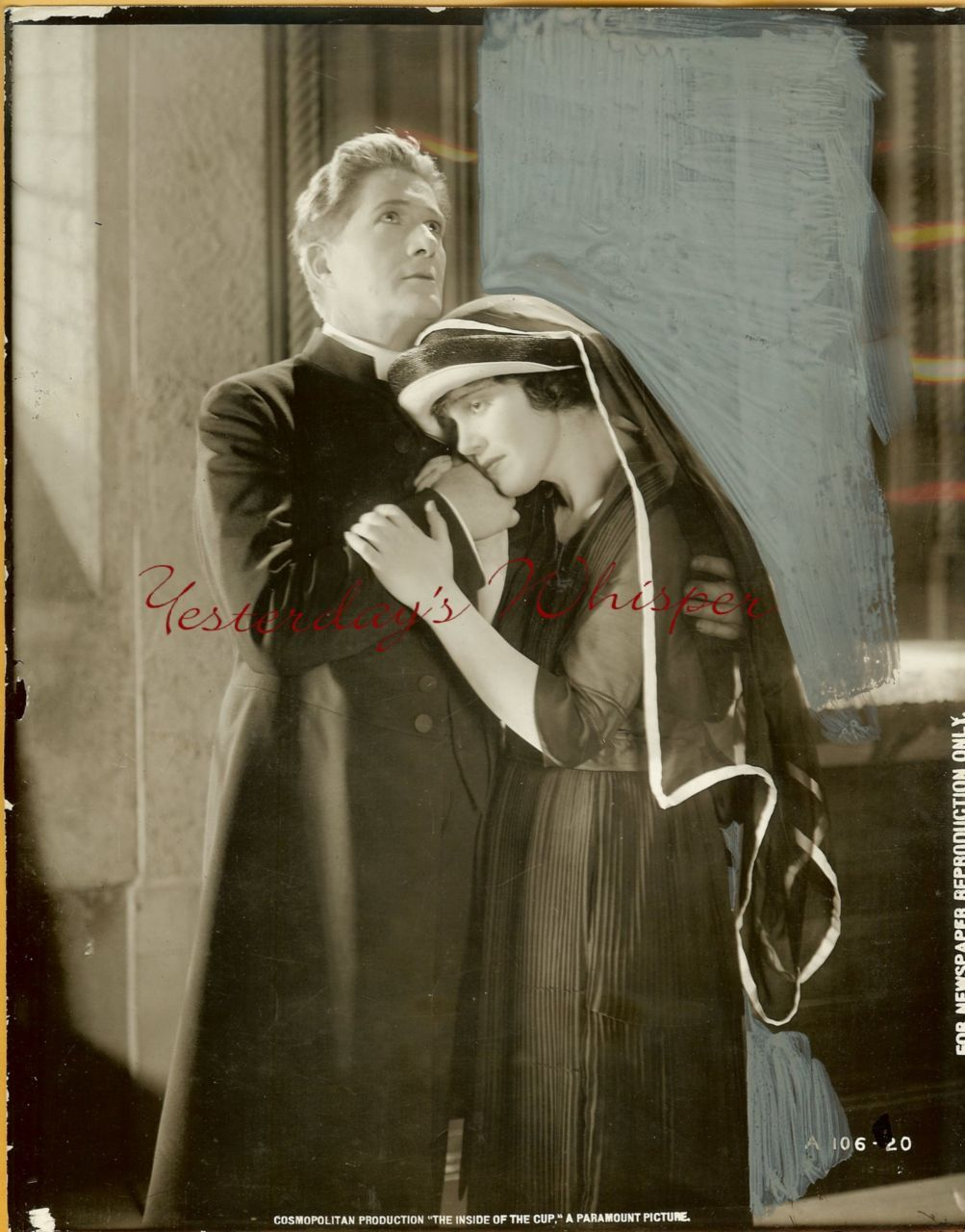 VINTAGE William P. CARLETON Edith HALLOR B&W PHOTO