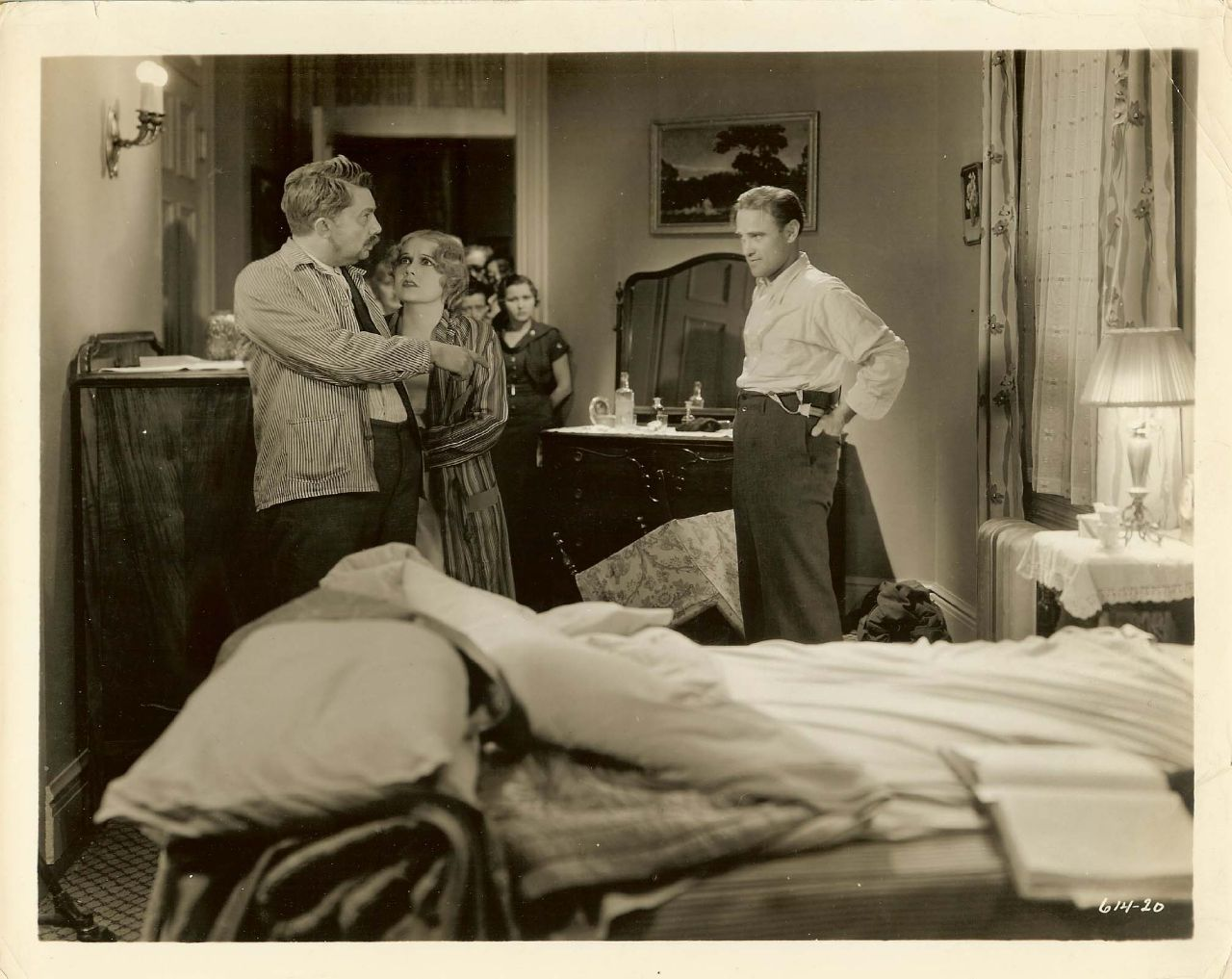 AUTHENTIC Enid Bennett WRONG MR. WRIGHT SILENT PHOTO