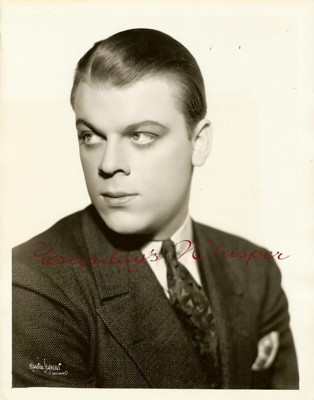 VINTAGE Donald BRIGGS Handsome Maurice Seymour PHOTO