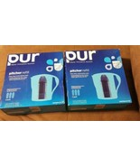 Lot of 2 PUR CRF-950Z Replacement Water Filters Pitcher Refill 3 Pack Ne... - $49.50
