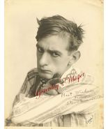 Young Slim SUMMERVILLE Hand Autographed Evans LA Photo - $195.00