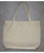 Talbots XL Tote Purse Handbag - $12.97