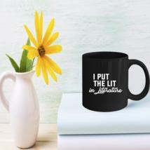 Writers Novel Gift Funny Literature Mug - $15.95