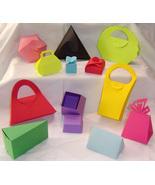 Sample Pack Favor Bag Box Party - $4.49