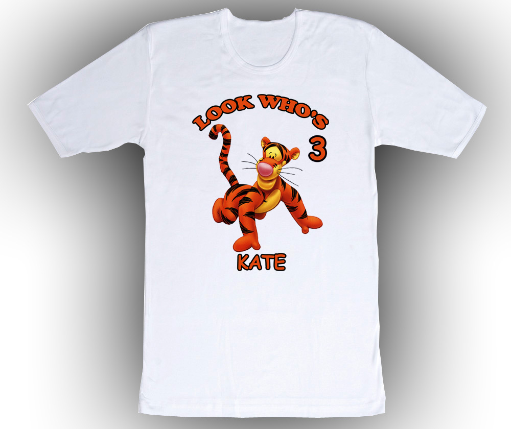 Winnie the pooh  3 tigger