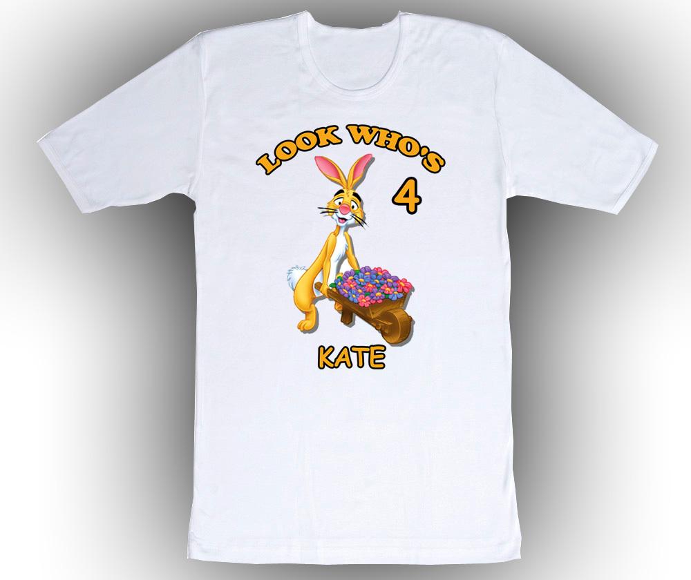 Winnie the pooh  4 rabbit