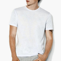 John Varvatos Collection Men's Short Sleeve Crew Tee Shirt Pima Cotton S... - $944,34 MXN