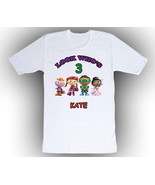 Personalized Super Why Birthday T-Shirt Gift Add Name #1 - $14.99