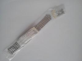 Bracelet SEIKO Stainless Steel silver tone G1251S - $27.72