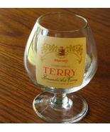 Terry Brandy Solera Especial Snifter 2 Shot Glass - $9.99