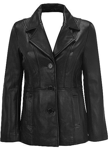 WOMEN BIKER MOTORCYCLE CASUAL SLIM FIT RIDER REAL GENUINE  LEATHER JACKET-A25