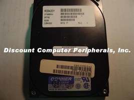 64MB 3.5IN IDE Drive Conner CP30064H Tested Good Free USA Ship Our Drives Work