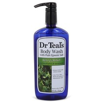 Dr Teal's Body Wash With Pure Epsom Salt by Dr Teal's Relax & Relief Bod... - $28.50