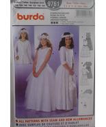 Pattern 9761 Child's Multi size 8-13jun 14jun Festival Dress, St Lucia C... - $5.00