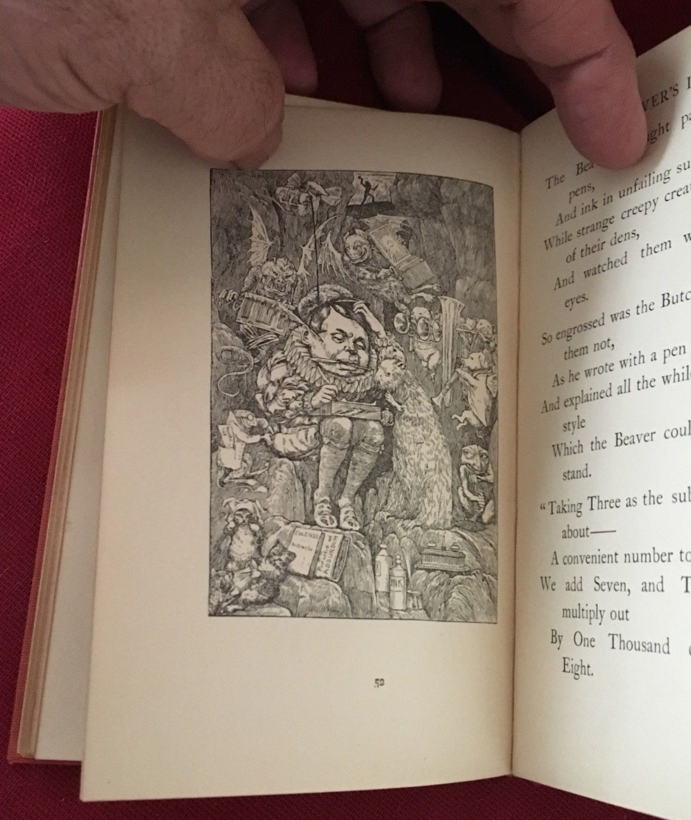 The Hunting Of The Snark -an Agony In Eight Fits - Lewis Carroll