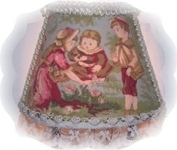 Victorian Children Old Fashioned Night Light - $17.99