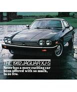 1982 Vintage Jaguar  Magazine Print Ad for  Automobiles - Original  - Ve... - $6.95