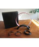 Genuine GRUNDIG AN200 AN-200 Tunable Passive AM Radio Antenna Loop Gener... - $24.99