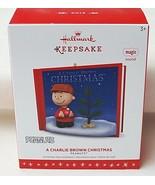 Hallmark Peanuts A Charlie Brown Christmas Ornament w/Sound - $29.65