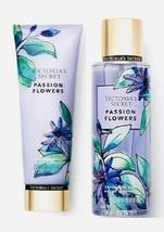 Victoria's Secret Passion Flowers Fragrance Lotion & Fragrance Mist 2 Pi... - $28.50