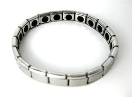 QB1 Quantum Bracelet Titanium w/ Germanium Chips - Large 8.75 - $24.95