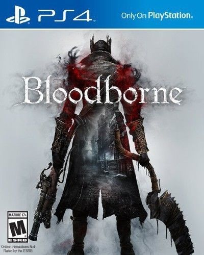 Bloodborne PlayStation 4 Video Game [New PS4]