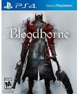 Bloodborne PlayStation 4 Video Game [New PS4] - $19.89