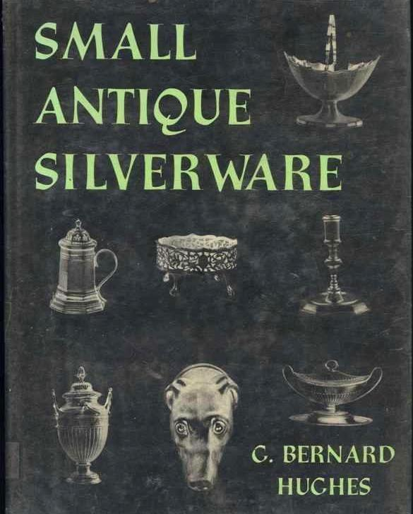 Small Antique Silverware Illustrated