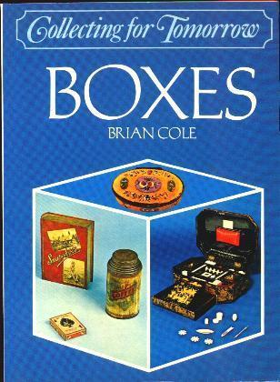 Collecting Boxes by Brian Cole - Illustrated