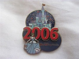 Disney Trading Pins 43620 WDW - 2006 Cinderella's Castle Collection (Cinderella - $9.54