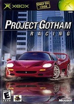 Project Gotham Racing - Xbox [Video Game] - $6.43