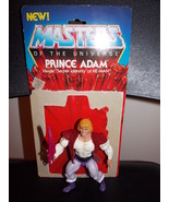 Vintage 1983 Masters Of The Universe Prince Ada... - $15.99