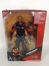 "NEW Mattel DC Comics Multiverse Suicide Squad Deadshot Figure 12"" (Will ... - $25.69"