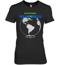 National Near Miss Earth Day March 1989 T shirt - $19.99+