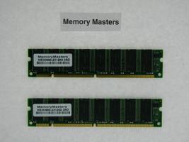 MEM3660-2X128D 256MB (2x128MB) DRAM Memory Kit for Cisco 3660 Router