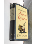 BOOK -- A HISTORY OF THE AMERICAN REVOLUTION by JOHN R. Alden  (1969) - $12.50