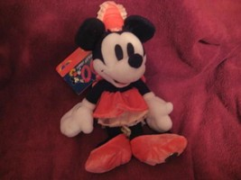 WALT DISNEY  100 YEARS MAGIC MINNIE MOUSE  Bean bag 8 inch  New. - $12.99