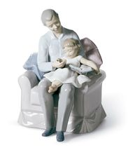 Lladro 01006979 Grandfather's Stories - $305.00
