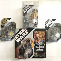 Star Wars 30th Anniversary McQuarrie Concept Lot and Darth Vader Coin Al... - $69.98